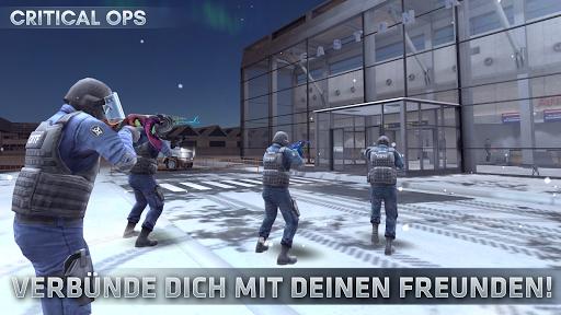 Critical Ops APK MOD screenshots 1