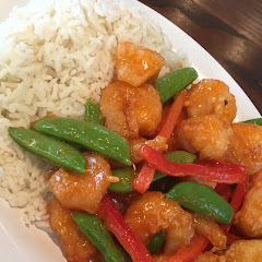 Sweet and sour Shrimp!!