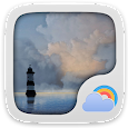 Classic GO Weather Background icon