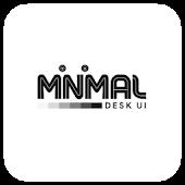 Minimal Desk UI Kustom/klwp Android APK Download Free By Predator Haley™
