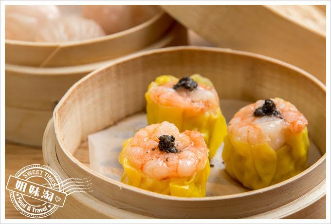 糖朝港式料理黑松露鮮蝦燒賣