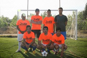 "Photo: Equipo ""Bar Jose"""