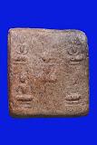พระเนื้อดิน พิมพ์พระเจ้าห้าพระองค์ วัดห่อหมก ปี2476 ลพ.จง, ลป.ทอง วัดราชโยธา ฯลฯ ร่วมปลุกเสก