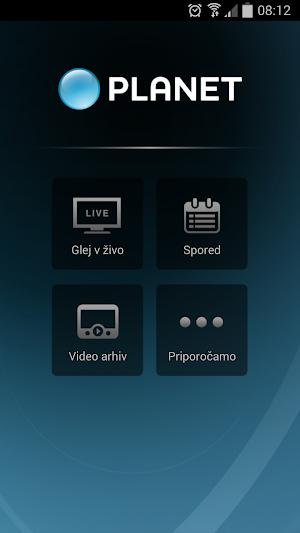 10 Planet Televizija App screenshot