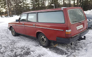 Volvo 245gl Rent Halland