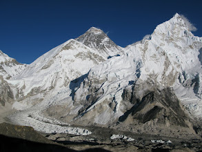 Photo: Classic Everest view from Kala Patar