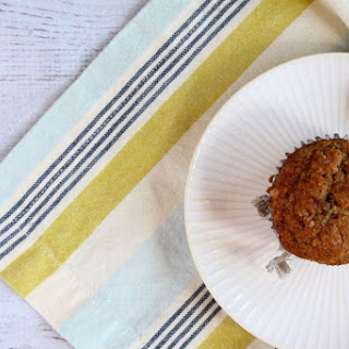 Whole Grain Banana Nut Muffins