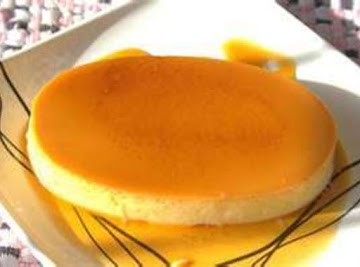 Cheesecake Flan Recipe