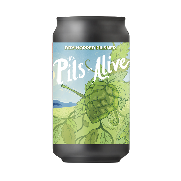 Logo of Champion The Pils Are Alive