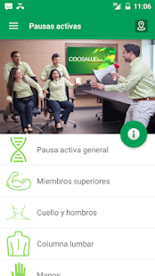 Coosalud App- screenshot thumbnail