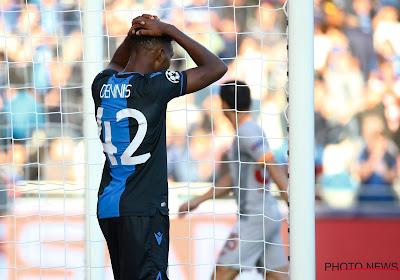 Le Club de Bruges peut nourrir des regrets après avoir été tenu en échec par Galatasaray