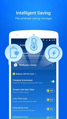 DU Battery Saver - Power Saver - screenshot