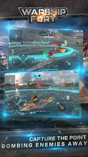 Warship Fury  screenshots 4