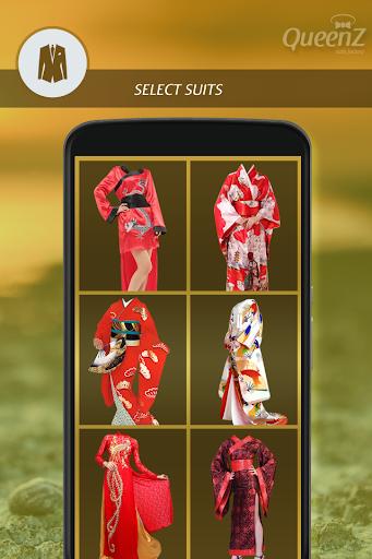Kimono Photo Suit Maker