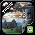 GO Locker Dragon Theme icon
