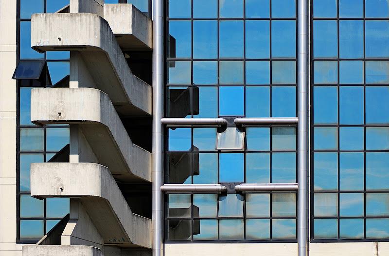 Geometrie urbane di Marlyn