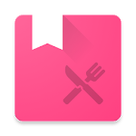 Cookbook - Beautiful Recipes Icon