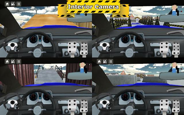 Modern American Car Parking - screenshot