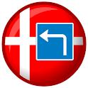 Дорожные знаки Дания