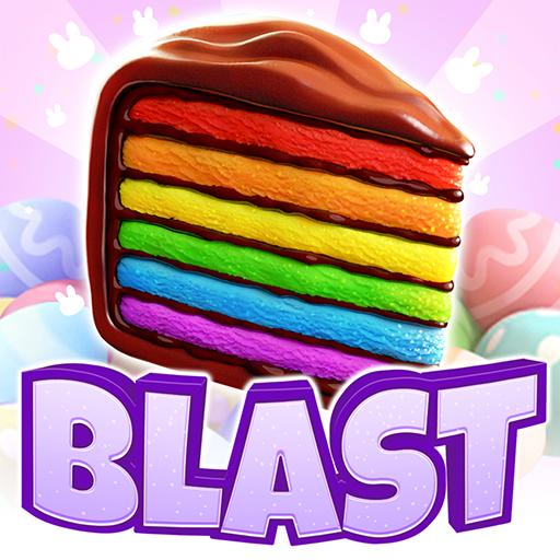 Cookie Jam Blast™ New Match 3 Puzzle Saga Game Icon