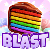 Cookie Jam Blast - New Match 3 Puzzle Saga Game