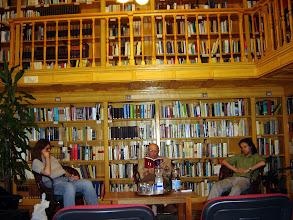 Photo: Szegedtől Szegedig 2008 Pákozdy Miklós felolvassa a kötetben megjelent írását