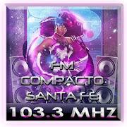 Radio FM Compacto Santa Fe