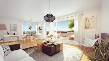 Appartement 5 pièces 109,4 m2