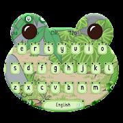 App Cute Travel Frog Keyboard Theme APK for Windows Phone