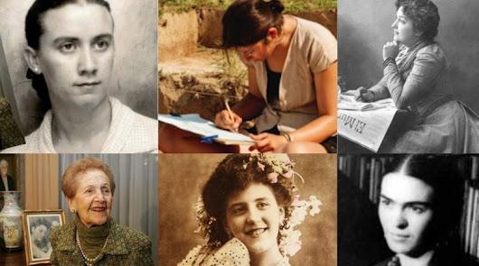 Tres mujeres, unidas por su compromiso con el patrimonio cultural