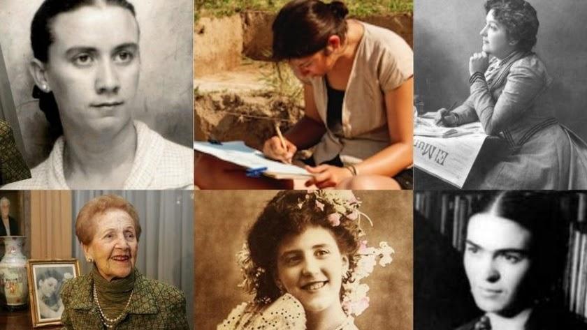 Mujeres a las que unió su pasión por el patrimonio cultural han inspirado estas jornadas.