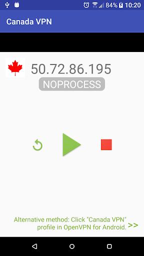 Canada VPN 3.3.0 screenshots 2