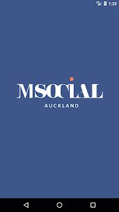 M Social Auckland - náhled