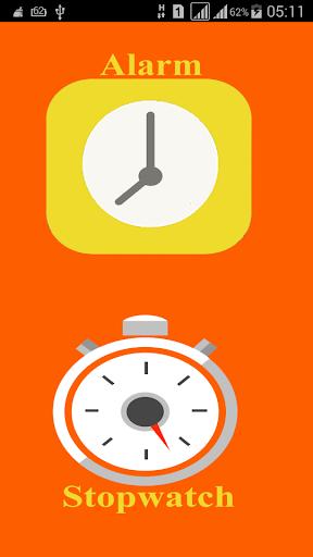 Alarm Stopwatch