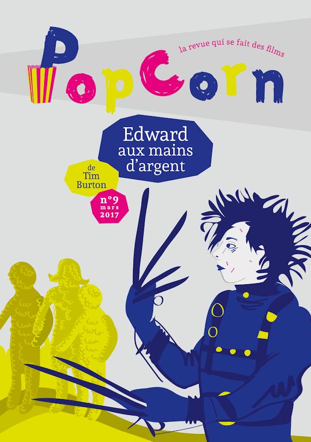 PopCorn, la revue - couverture numéro 9