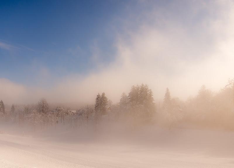 Mattino d'inverno di marco_croci