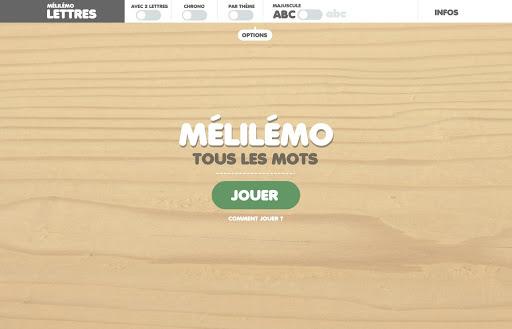 MELILEMO Lettres FR-Lite