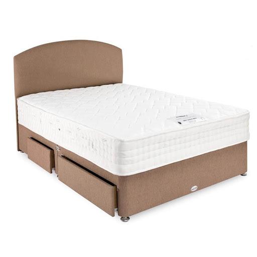 Healthbeds Latex Luxury 1000 Divan Bed