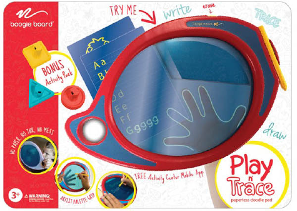Boogie Board Play n' Trace Doodle Pad