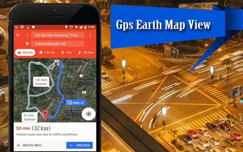 Street Live View - GPS Maps & Satellite Navigation APK 1 2