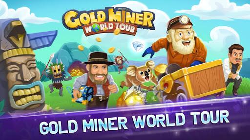 Gold Miner World Tour: Gold Rush Mining Adventure screenshots 6