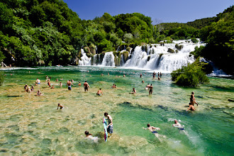 Photo: A beautiful part of the world - Krka National Park in Croatia.