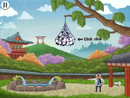 3 Pandas in Japan : Adventure Puzzle Game screenshots 15