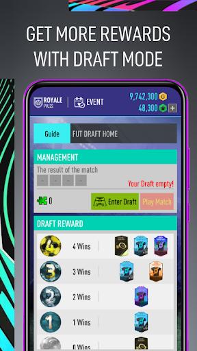 FUT 21 - Football Draft and Pack Opener apkmr screenshots 6