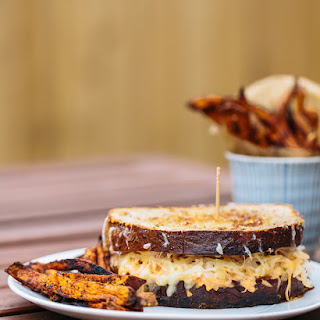 The Vegetarian Reuben