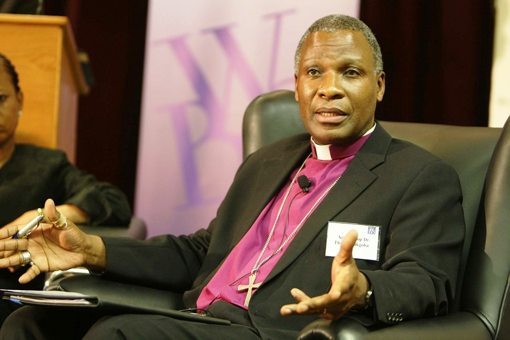 Jail those who plundered SA's coffers in 2020: Anglican Archbishop Thabo Makgoba - TimesLIVE