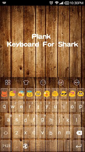 Emoji Keyboard-Retro Glass