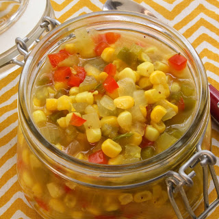 Sweet Corn Relish.
