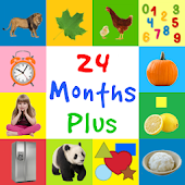 First Words 24 Months Plus (Baby Flashcards)