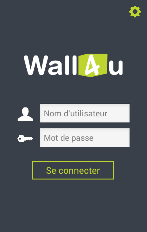Wall4u- screenshot